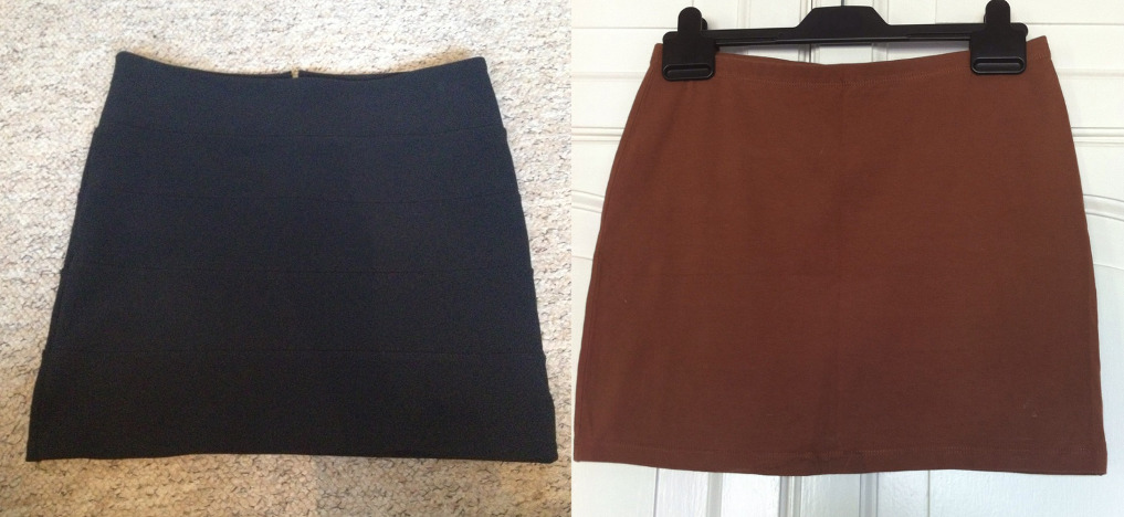 Body con skirts