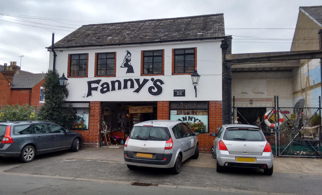 Welcome to Fanny's