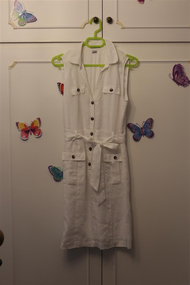 H&M linen dress