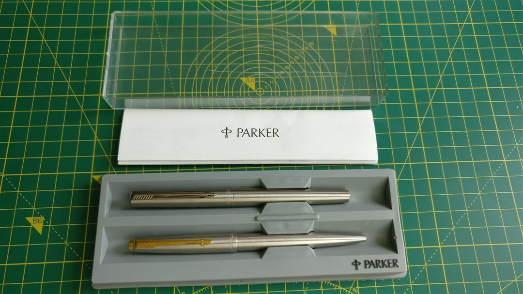 Parker 45 'Flighter' ballpoint