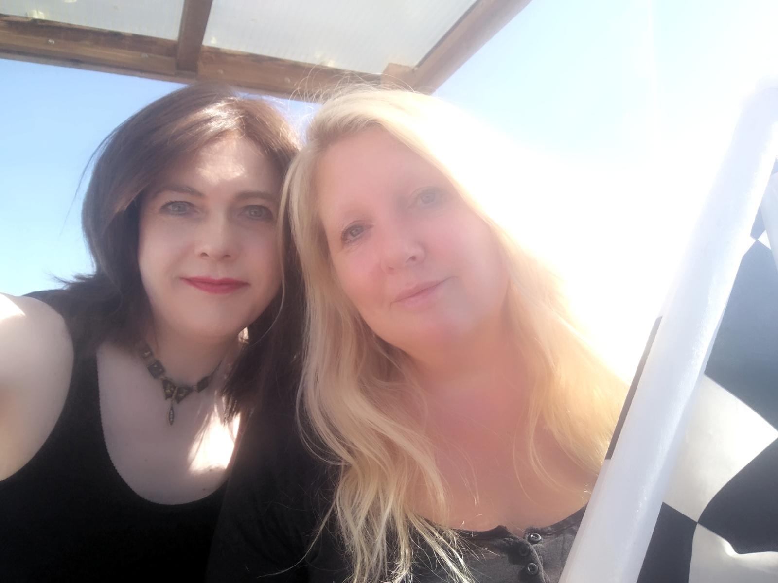 Me and Melindi