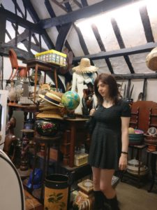 Inside Tudor House Antiques
