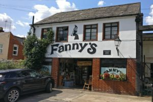A bit of Fanny