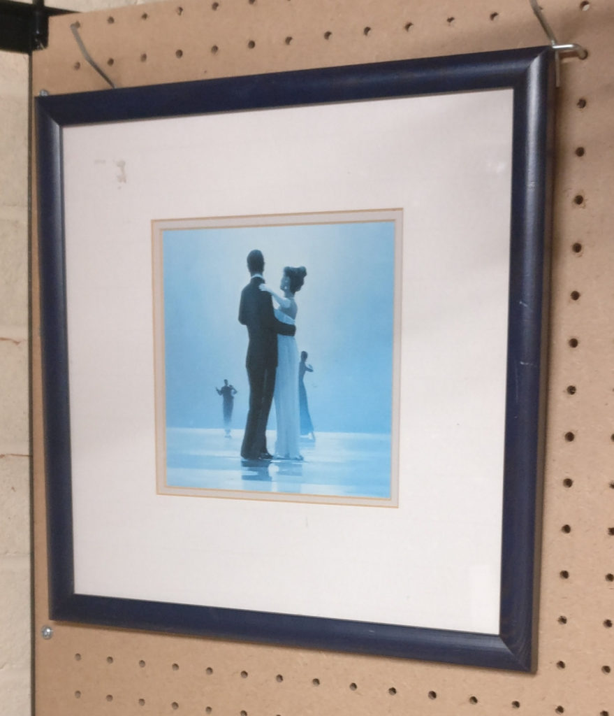 """""""Dance me to the end of Love"""" by Jack Vettriano"""